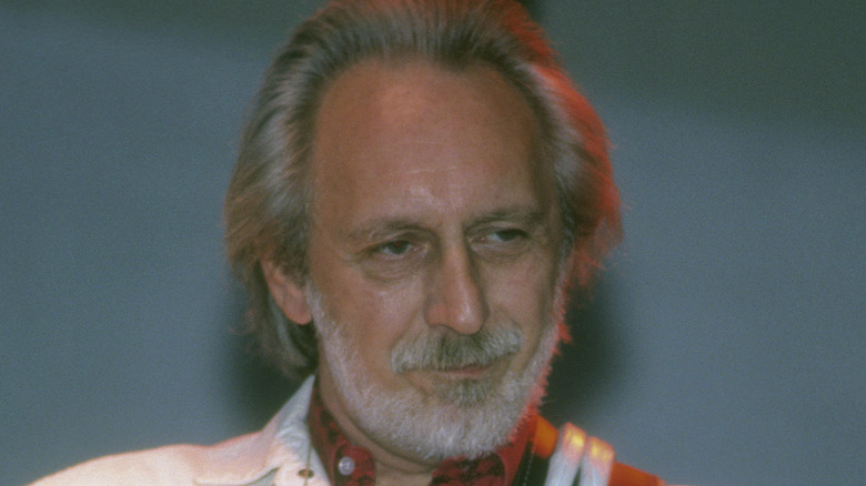John Entwistle onstage in 2001