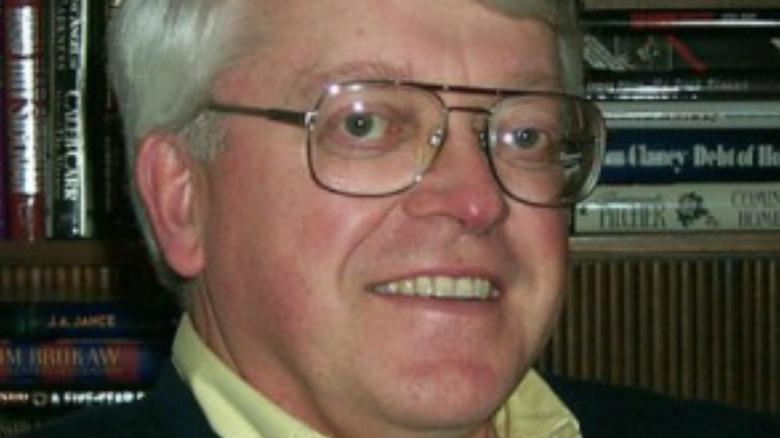 Robert Keppel smiling