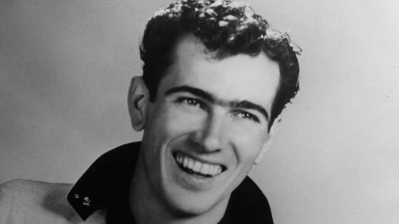 Ray Smith smiling