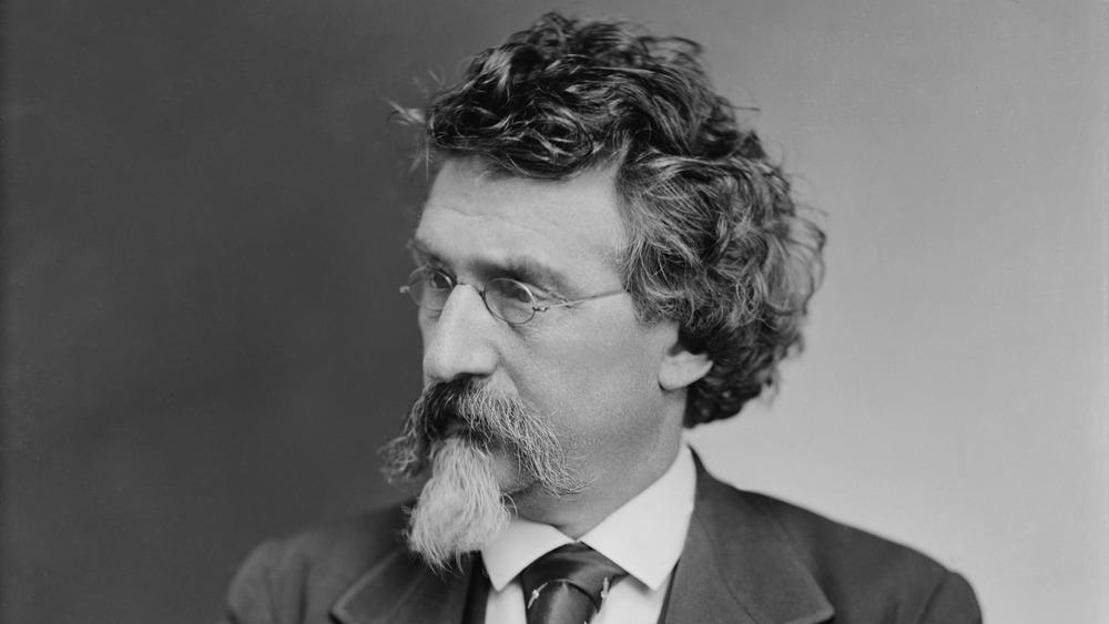 civil war photographer Mathew Brady