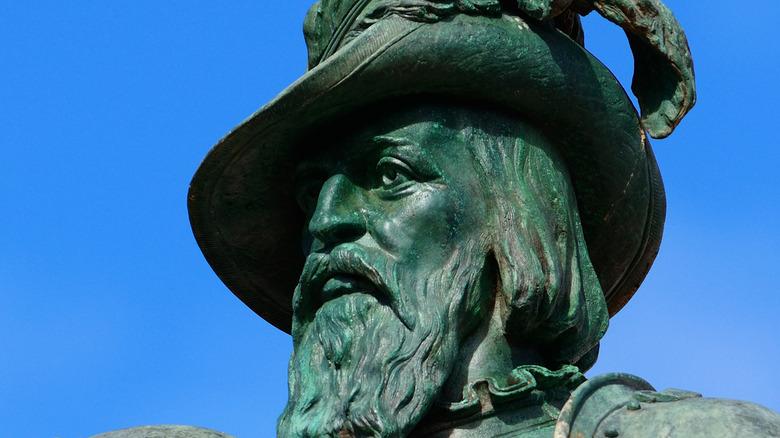 Explorer Juan Ponce de Leon
