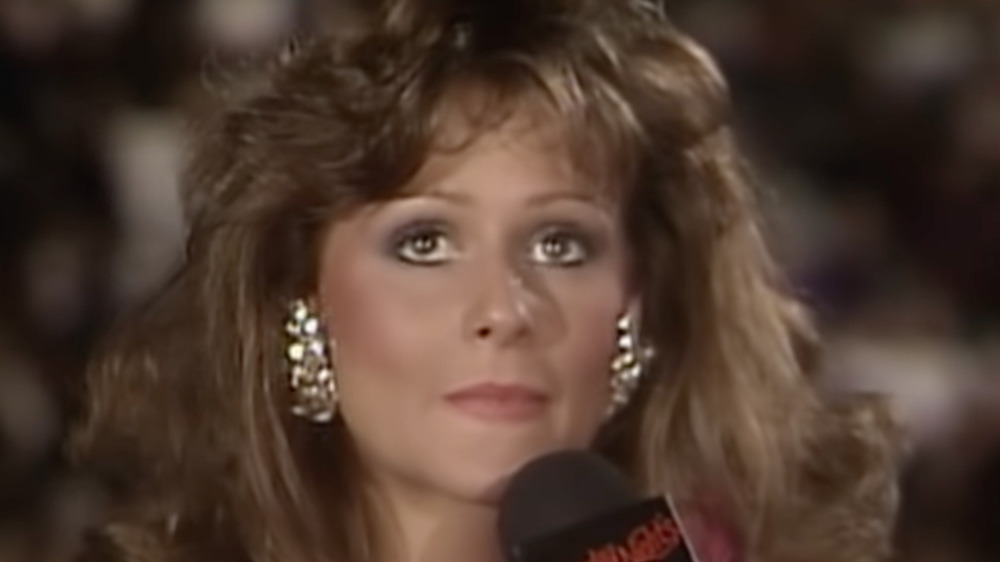 Randy Savage's wife Miss Elizabeth