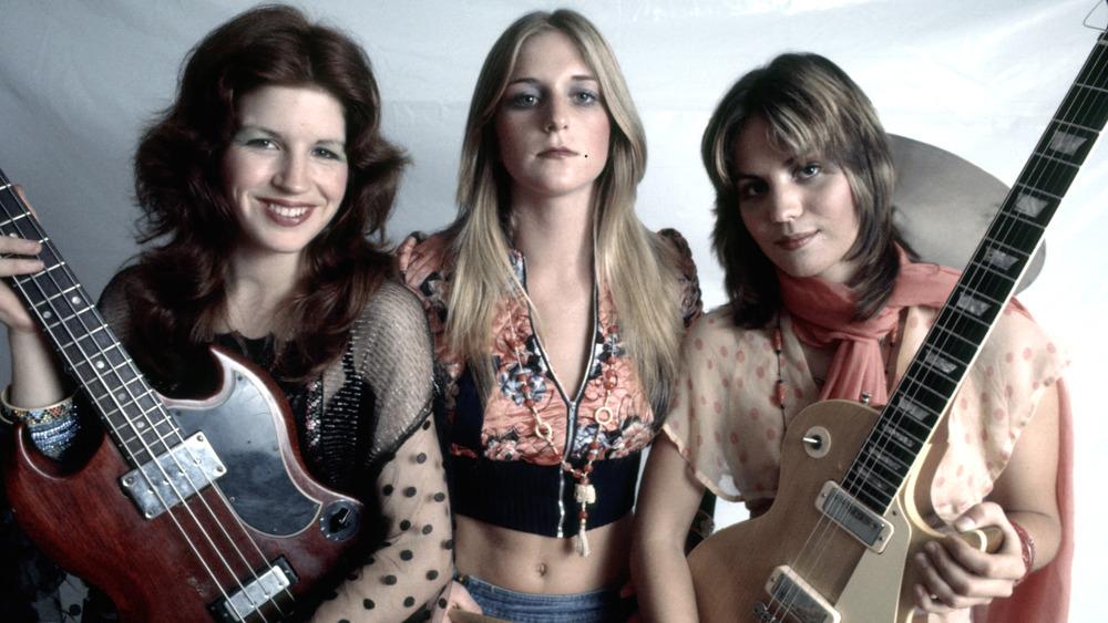 Sandy West The Runaways