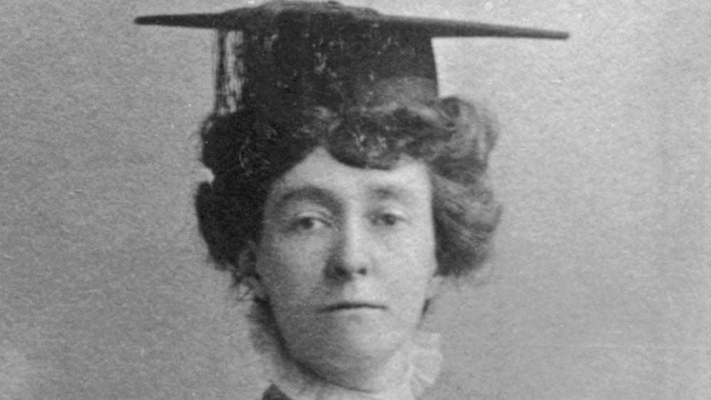 Emily Davison in 1909