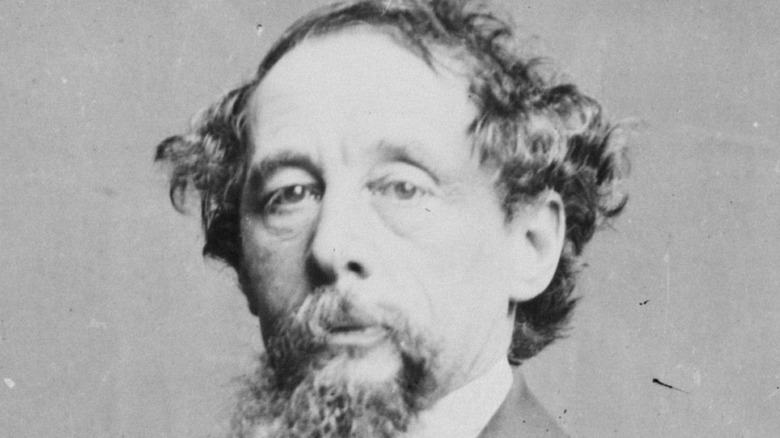 Charles Dickens circa 1860