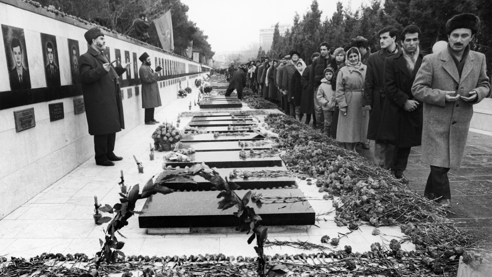 Black January, Martyrs' Lane