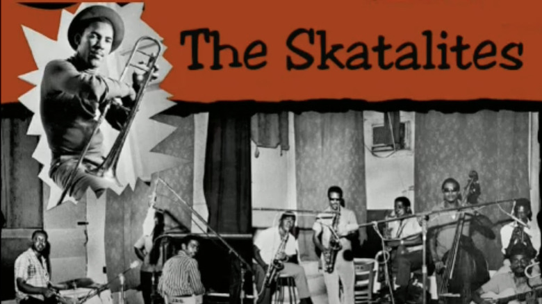 Don Drummond and the Skatalites