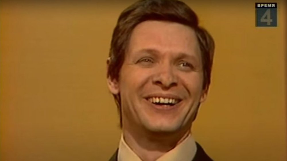 The implacable smile of Eduard Khil, the Tololo Man