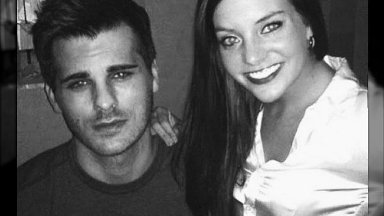 Ryan Poston and Shayna Hubers smiling