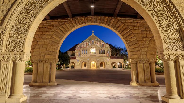 Memorial Church Stanford