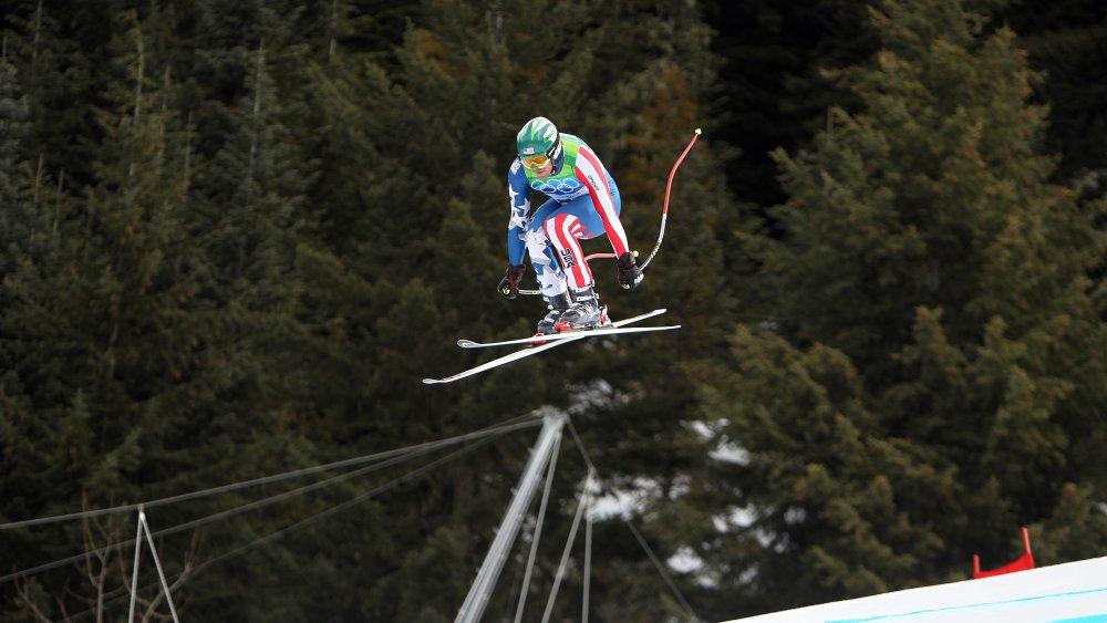 Bode Miller skiing