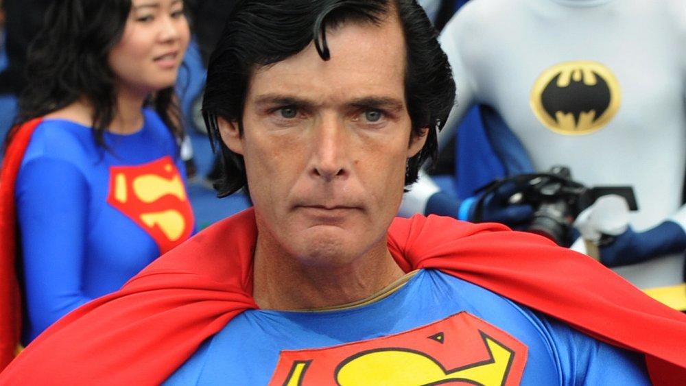 Christopher Dennis, Hollywood Boulevard Superman
