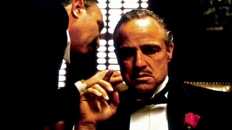 marlon brando godfather