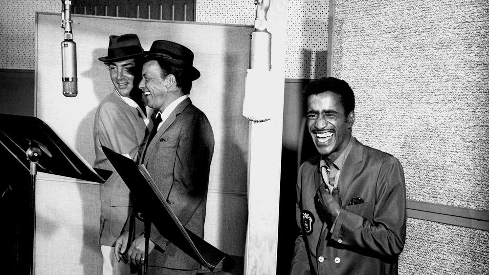 Martin, Sinatra, Davis