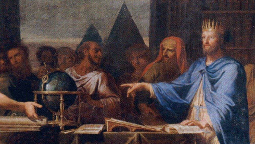 ptolemy ii and the elders of jerusalem