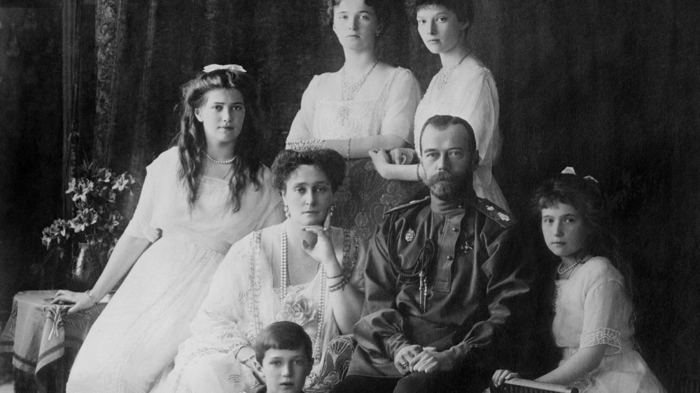The Imperial Family in 1914