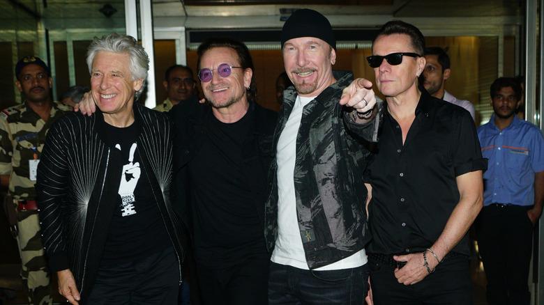 U2 older smiling