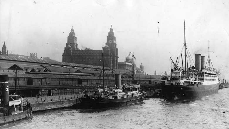 Liverpool in the 1920s