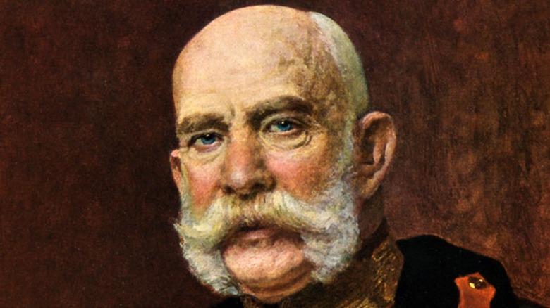 Emperor Franz Joseph I portrait