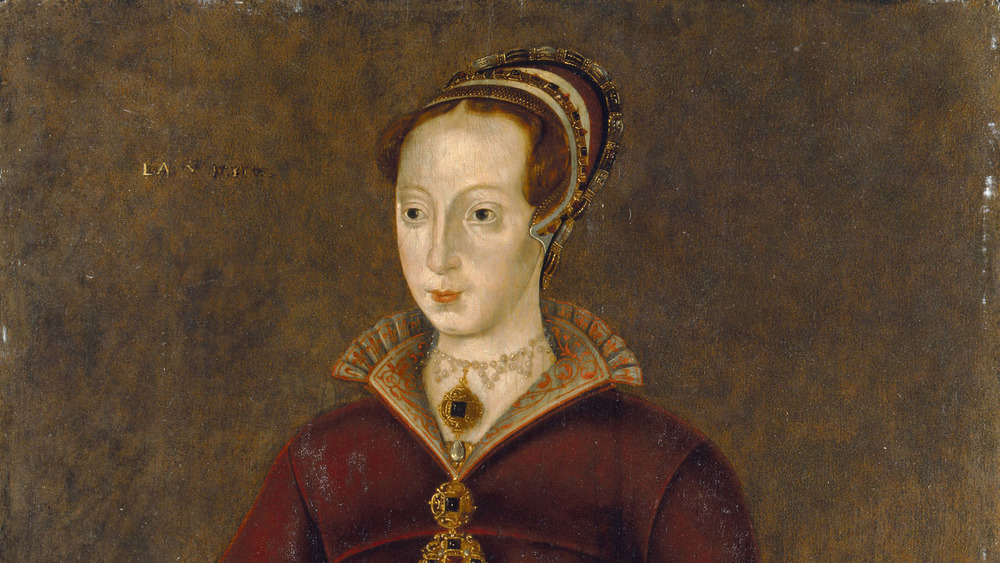The Streatham Portrait of Lady Jane Grey.