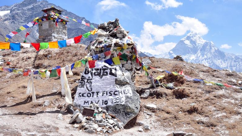 Mount Everest memorial