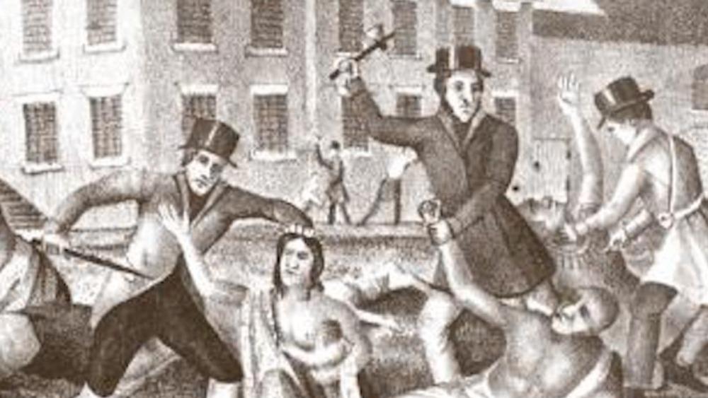Paxton Boys killing