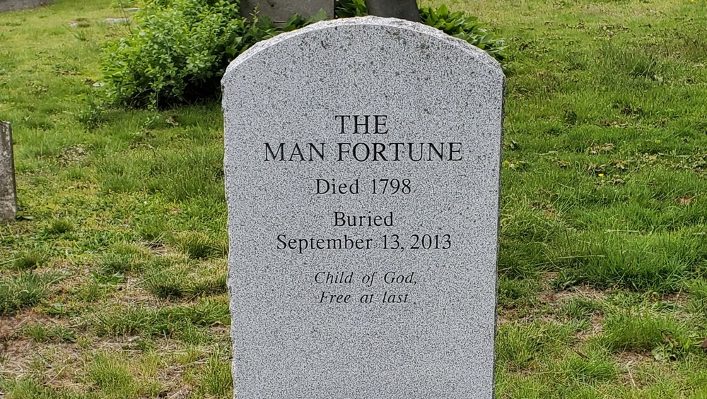 American slave Fortune