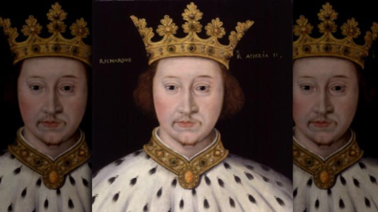 Portrait of King Richard II