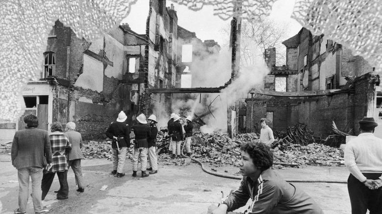 Brixton riots April 13, 1981