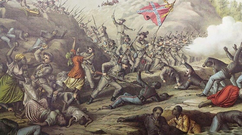 Fort Pillow massacre