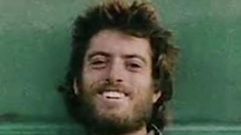 Chris McCandless smiling