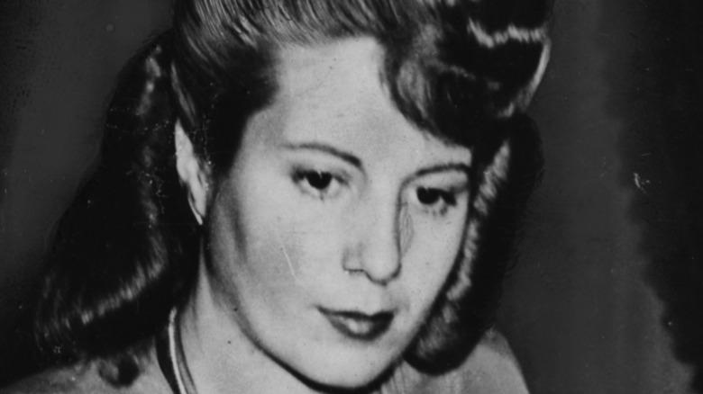Eva Peron in 1947