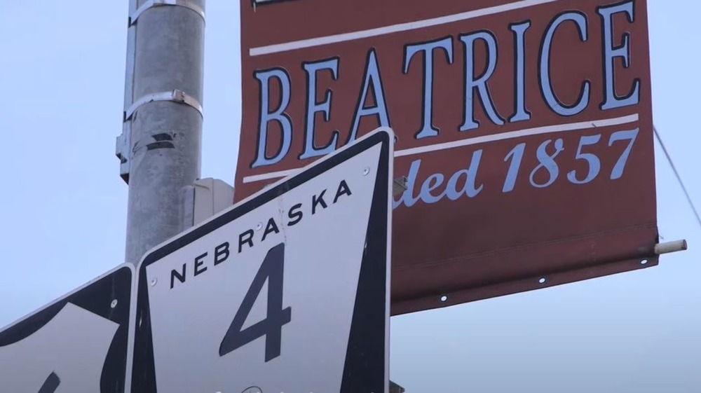 Beatrice, Nebraska signs
