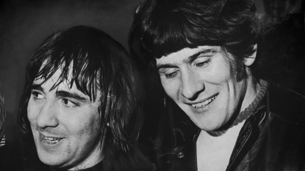 Keith Moon and Neil Boland