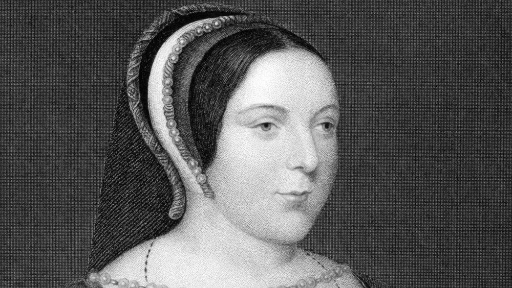 Portrait of Margaret Tudor