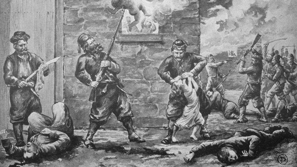 Hamidian massacres