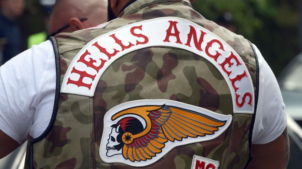 Hells Angels Rocker Patch