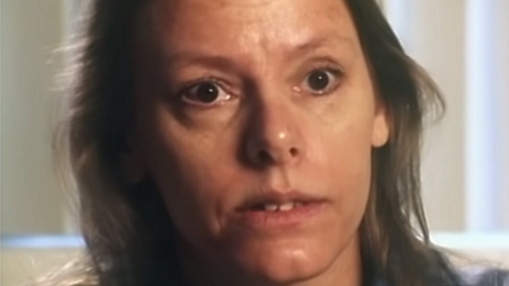 Aileen Wuornos interviewed by 60 Minutes Australia