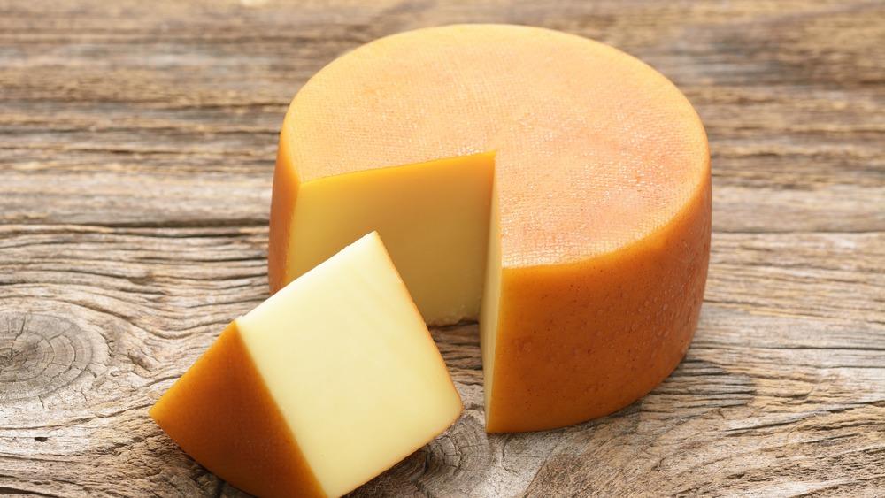 Wheel of Cheese