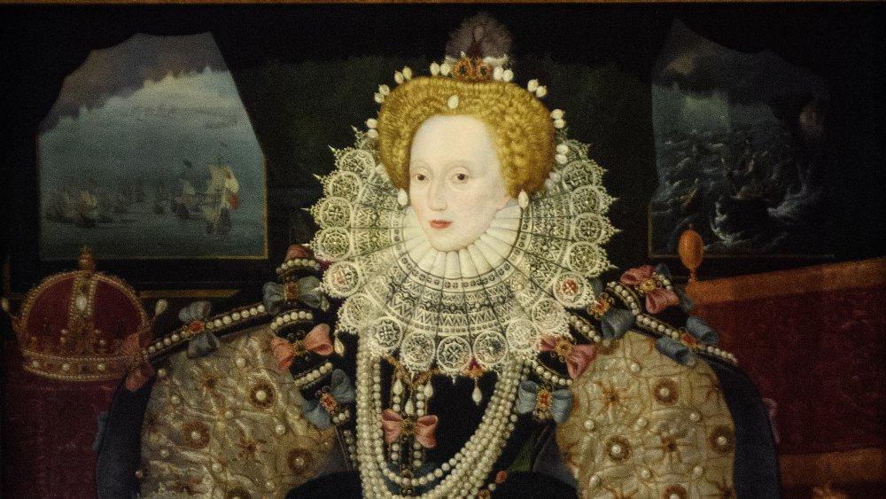 "The ""Armada Portrait"" of Queen Elizabeth I"