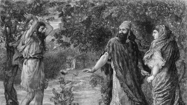 ahab, elijah and jezebel