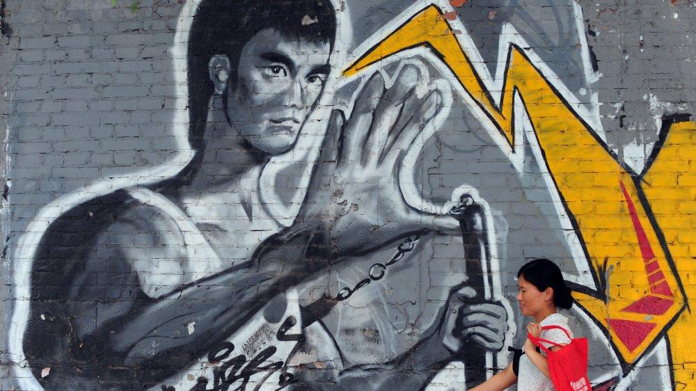 Bruce Lee, Nunchucks