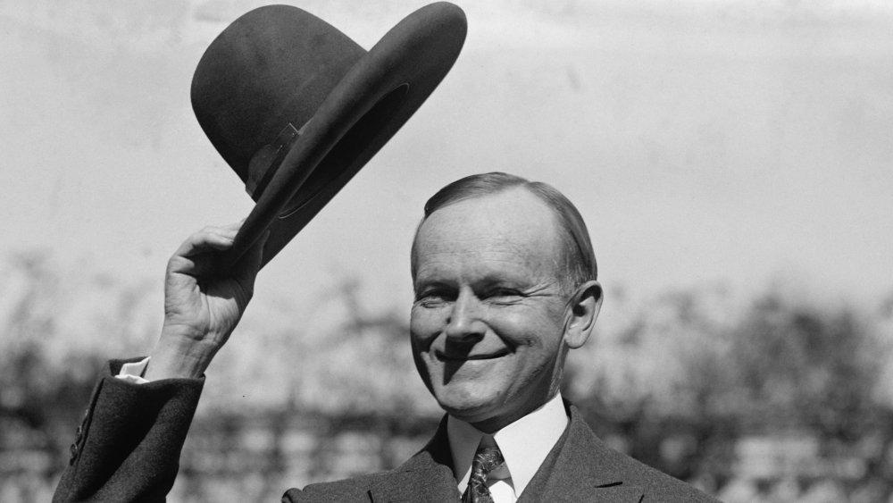 Calvin Coolidge, 1924