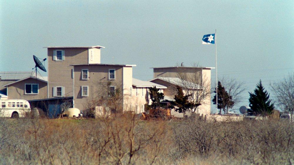 Branch Davidian compound, Waco, Texas