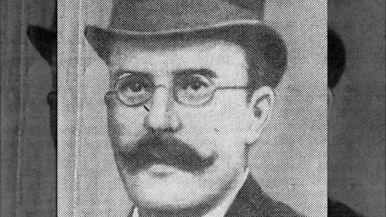 portrait of Thomas Neill Cream