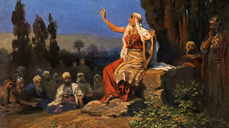 Deborah the judge, Old Testament