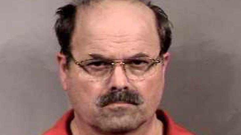 Dennis Rader in prison jumpsuit