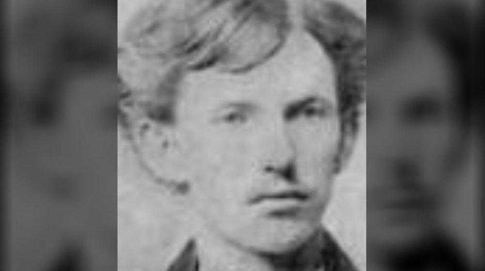 John Henry Holliday, age 21