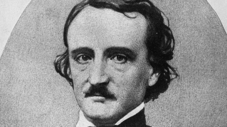 Edgar Allan Poe in 1845