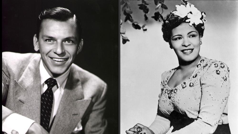 Frank Sinatra Billie Holiday